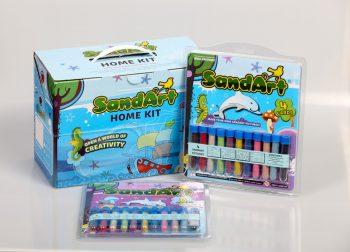 SandArt-SandKunst Produkte